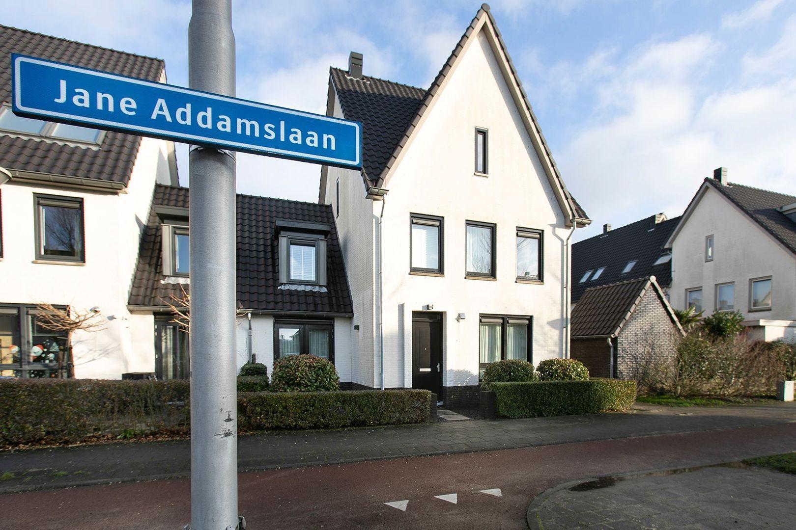 Jane Addamslaan 80, Amstelveen foto-