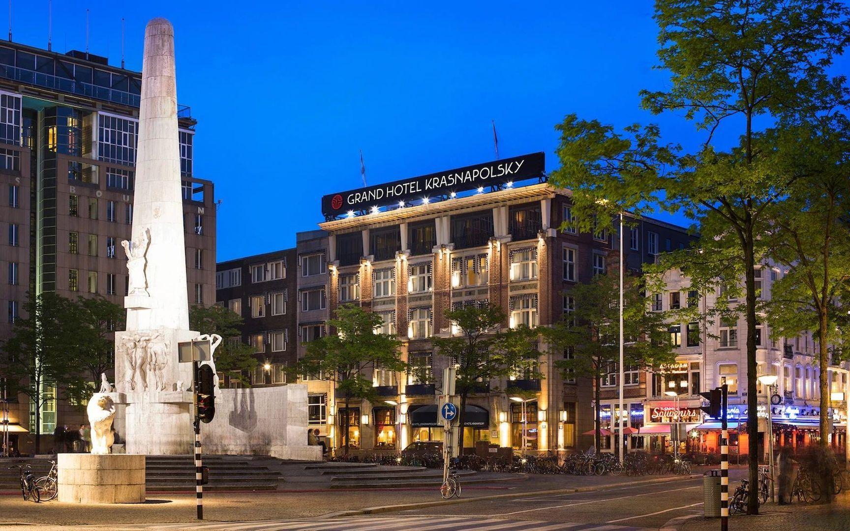Dam 3 #8.2, Amsterdam foto-