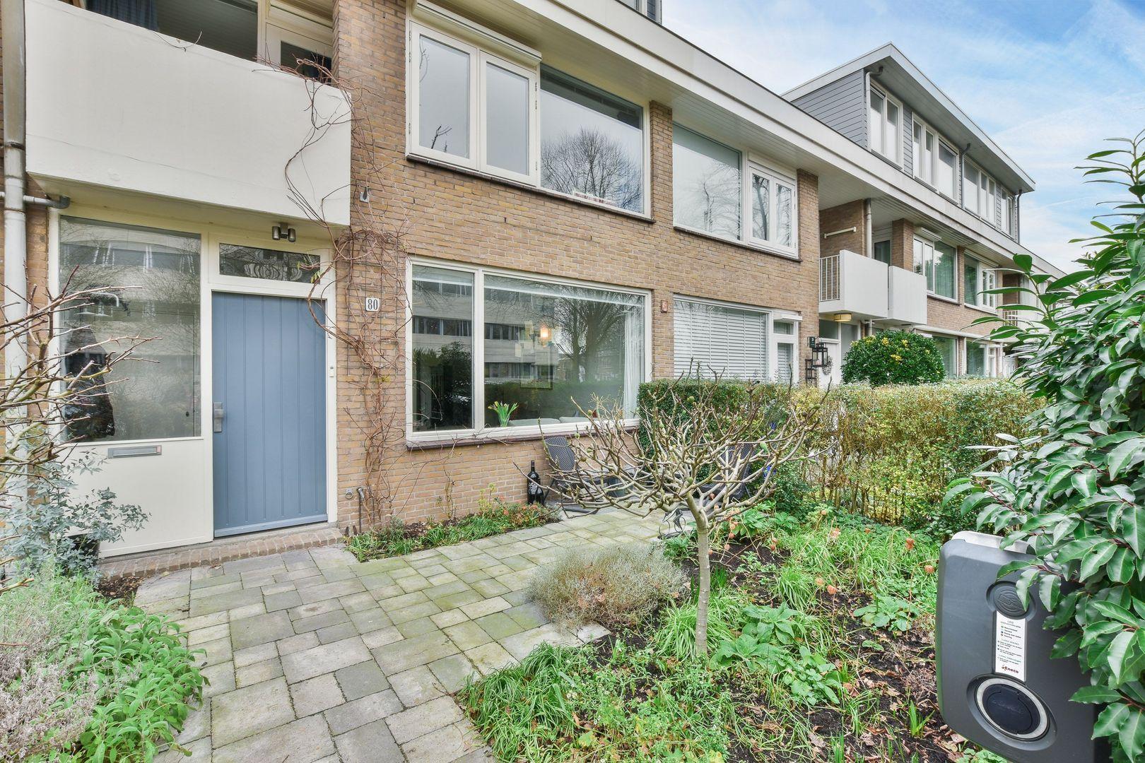 Noordhollandstraat 80, Amsterdam foto-