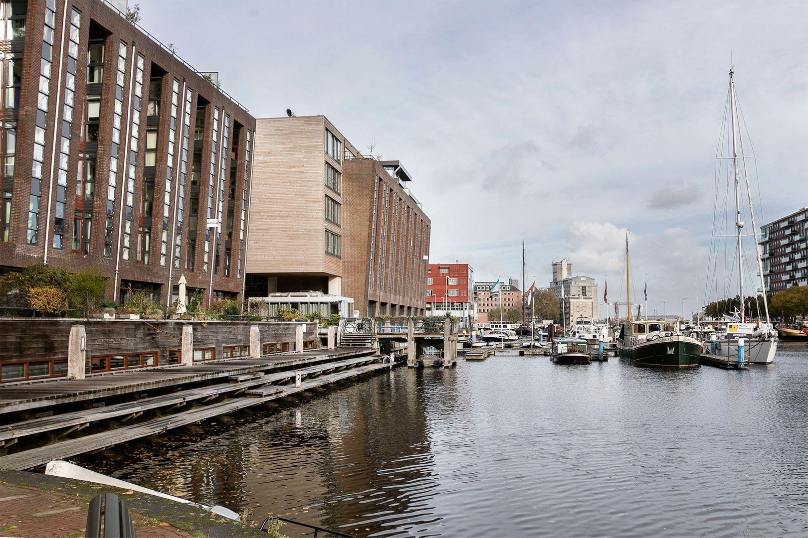 Grote Bickersstraat 100, Amsterdam foto-