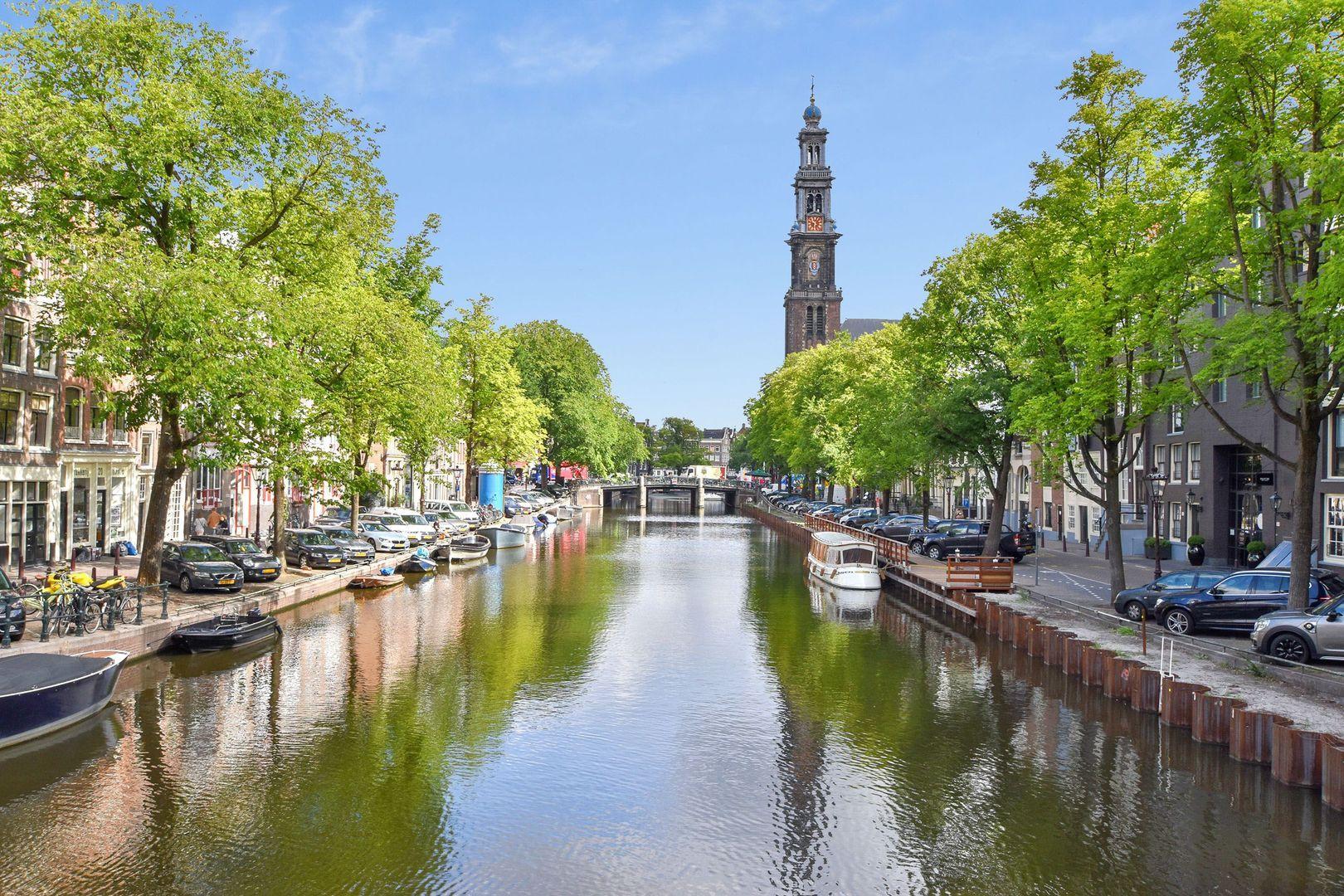 Prinsengracht 391, Amsterdam foto-