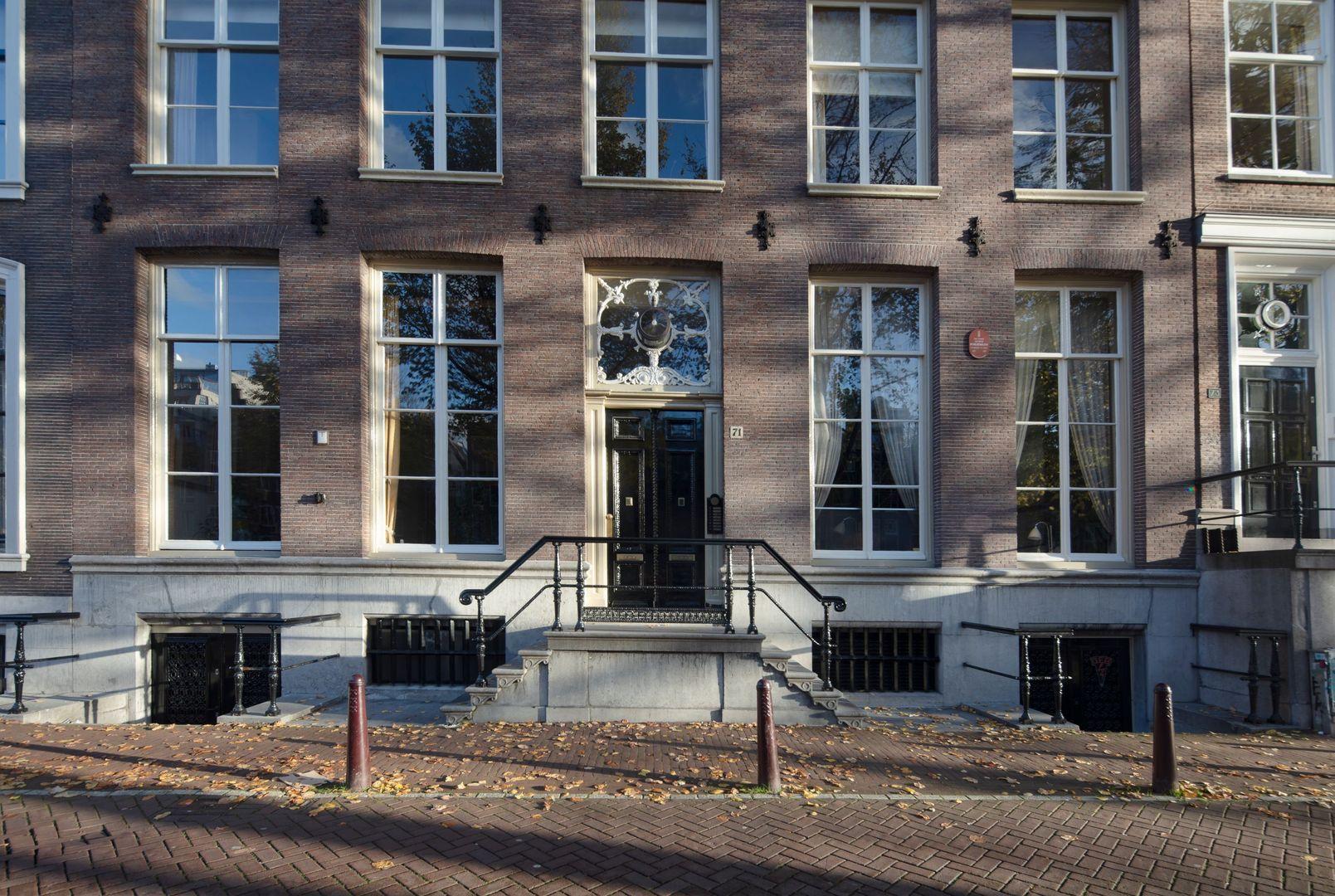 Keizersgracht 71 /HLV, Amsterdam foto-