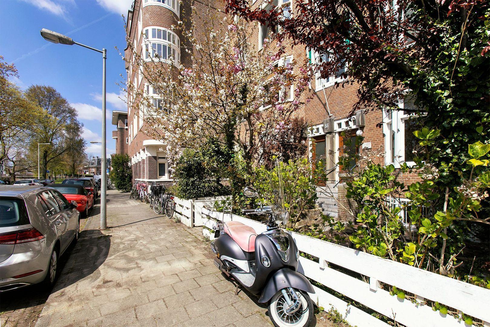Reijnier Vinkeleskade 66 H, Amsterdam foto-