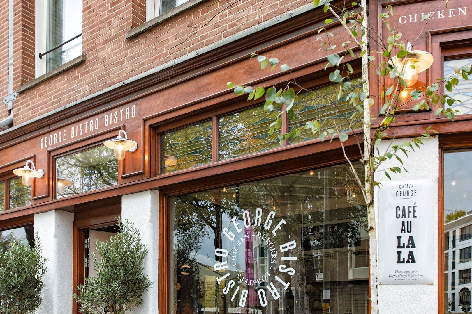 Koninginneweg 54 /hs, Amsterdam foto-