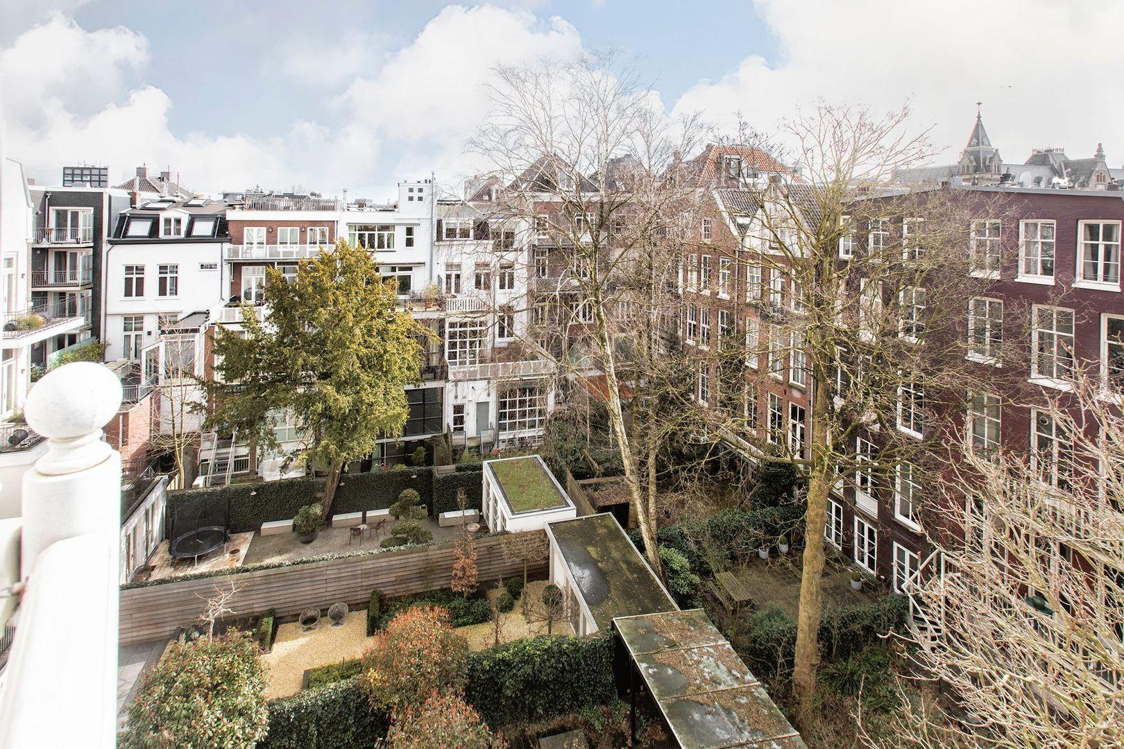 Vossiusstraat 66, Amsterdam foto-