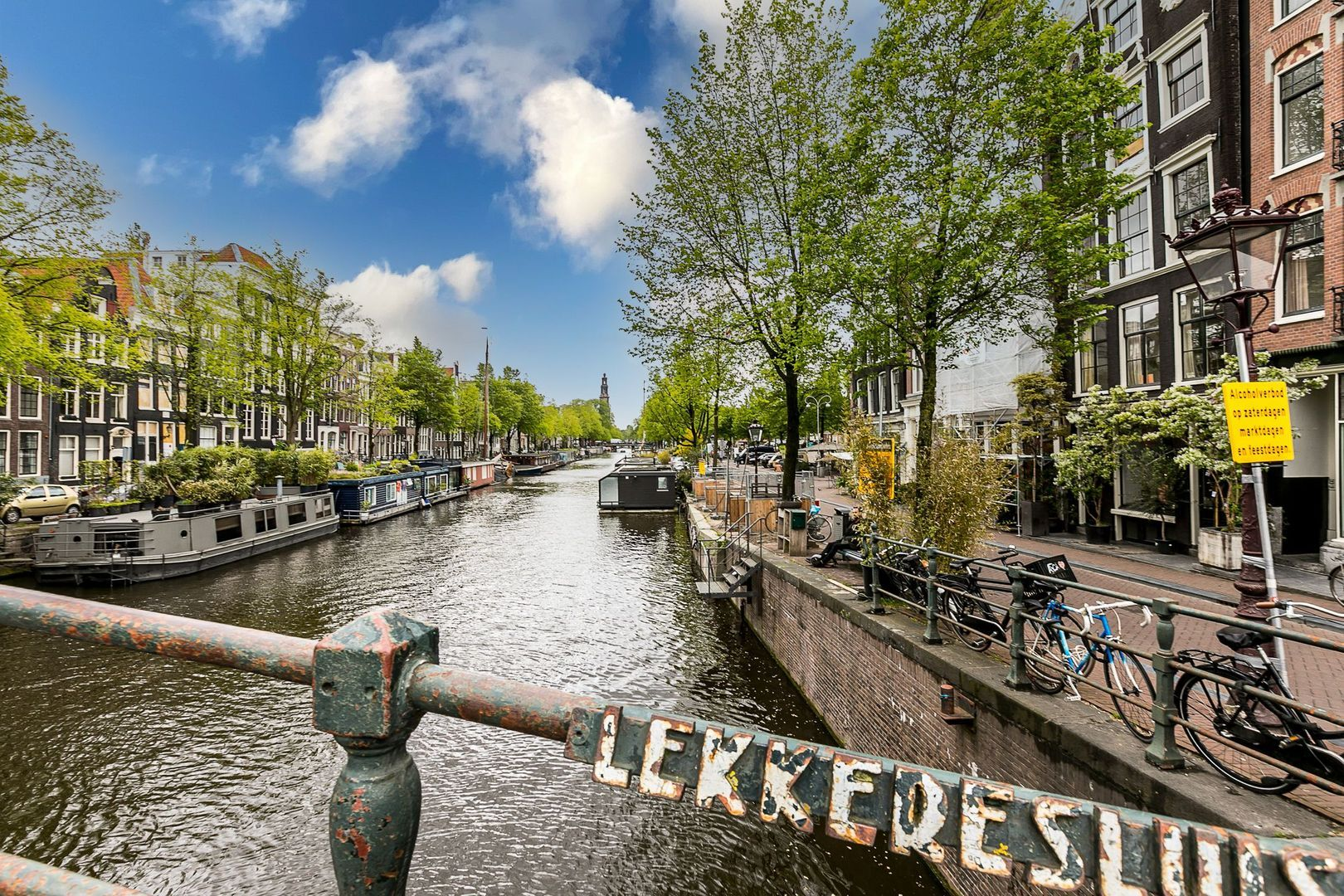 Brouwersgracht 115 K, Amsterdam foto-