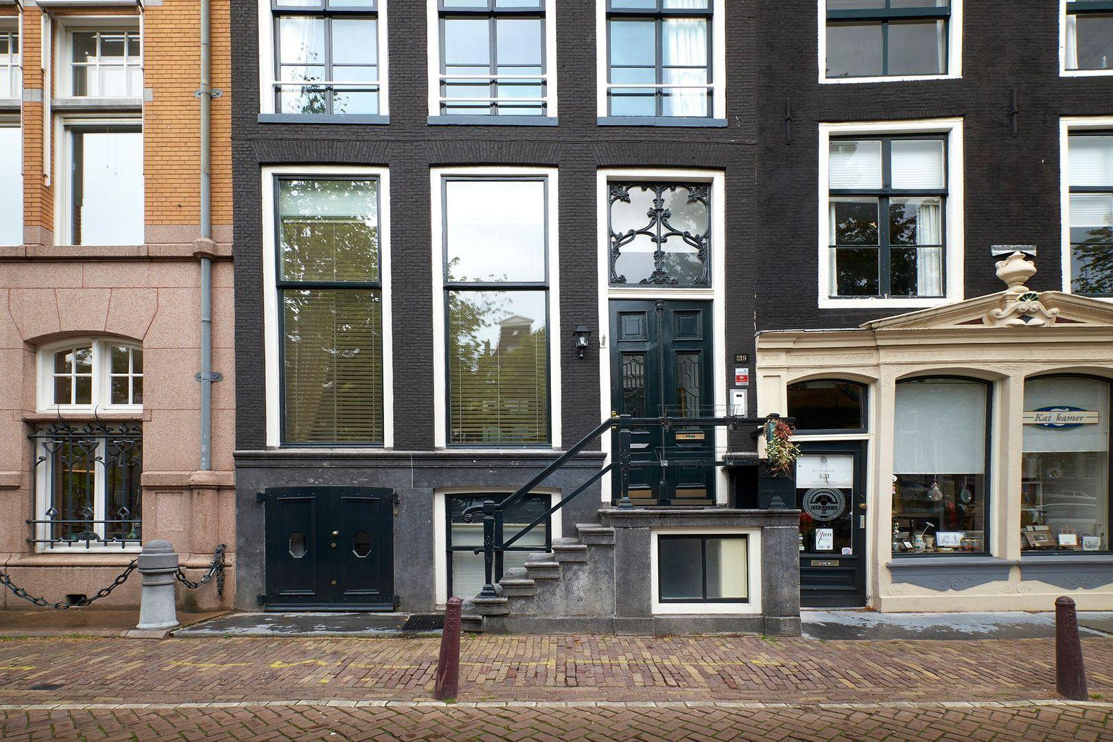 Keizersgracht 519 B+az, Amsterdam foto-