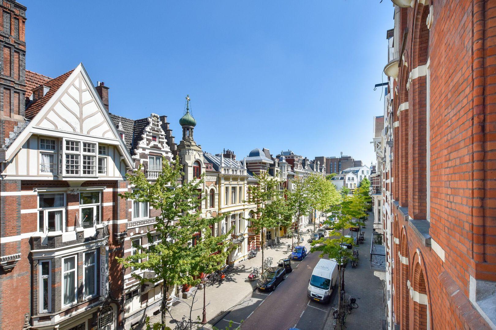 Roemer Visscherstraat 31, Amsterdam foto-