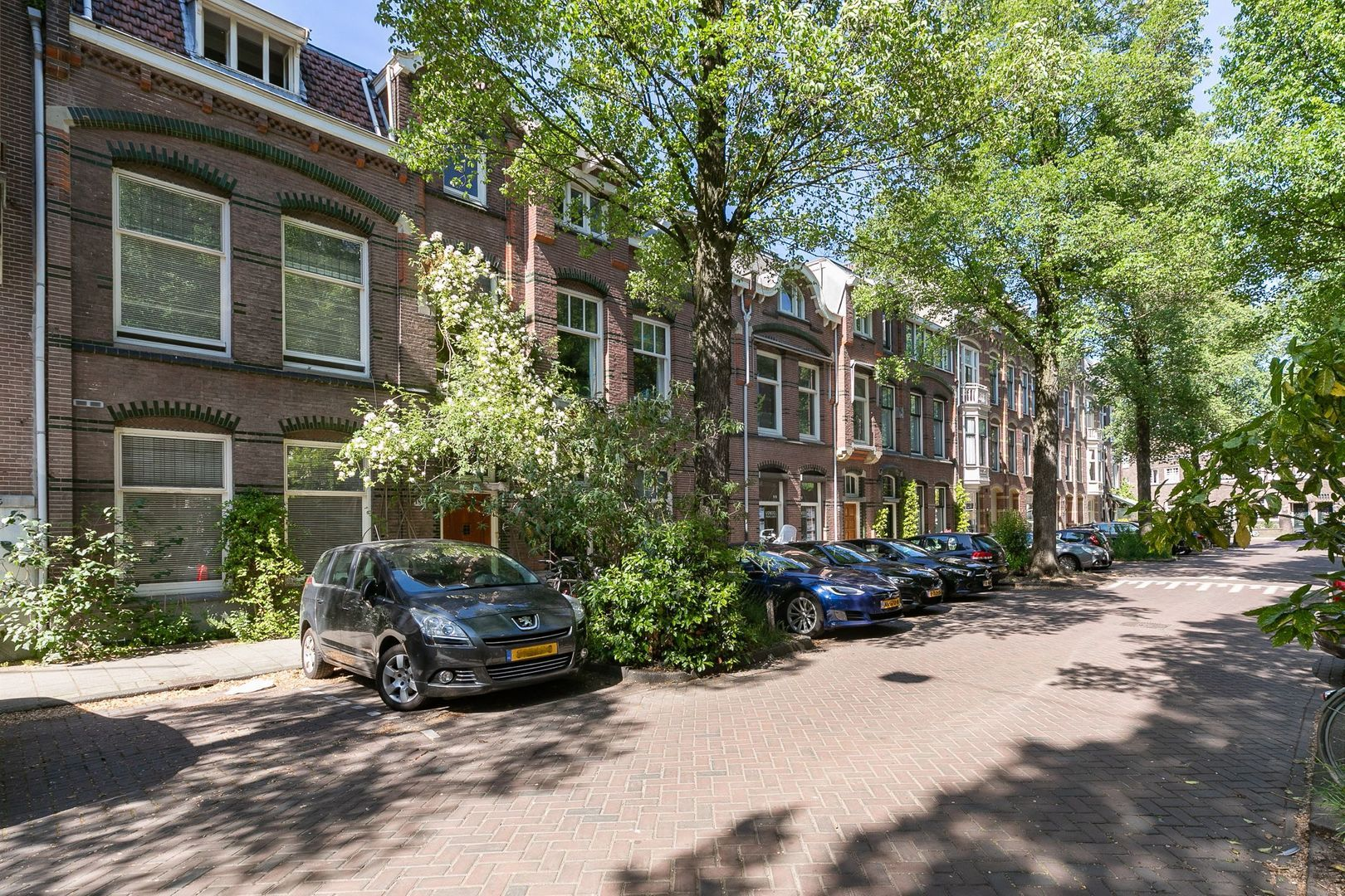 Johannes Verhulststraat 18, Amsterdam foto-