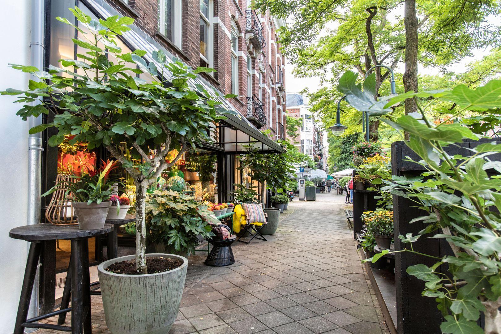 Van Eeghenstraat 110 A, Amsterdam foto-