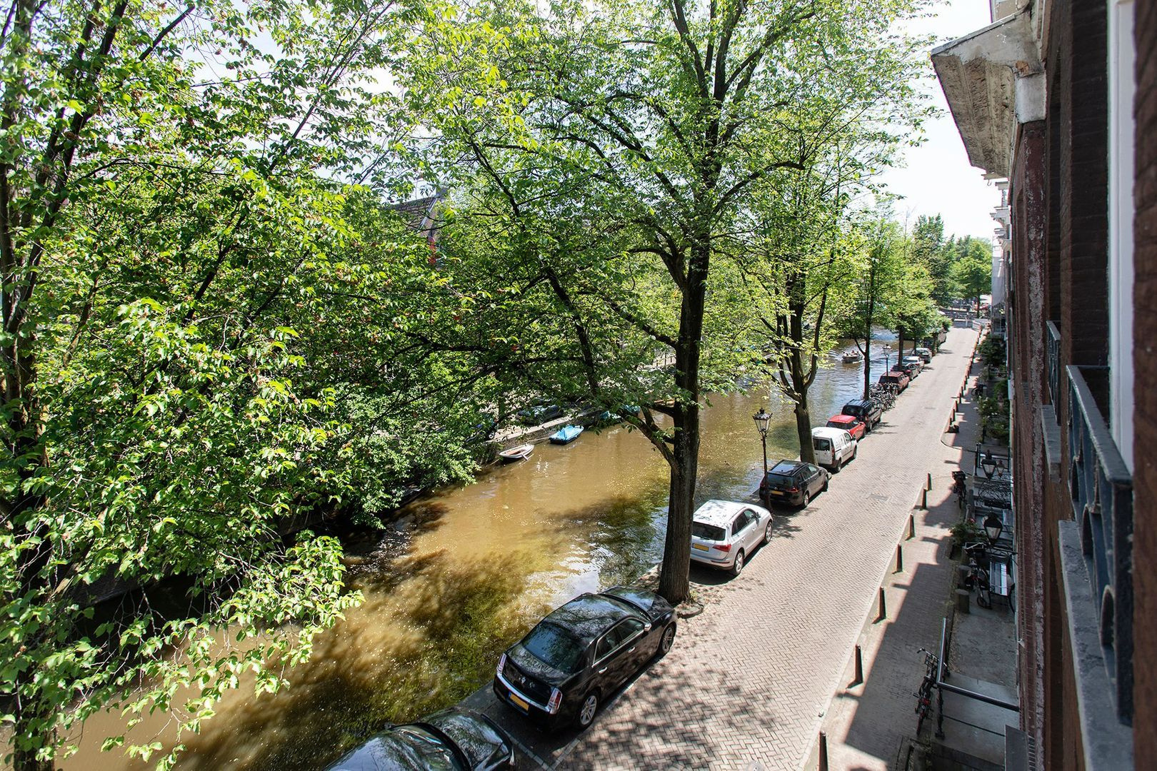 Reguliersgracht 4, Amsterdam foto-
