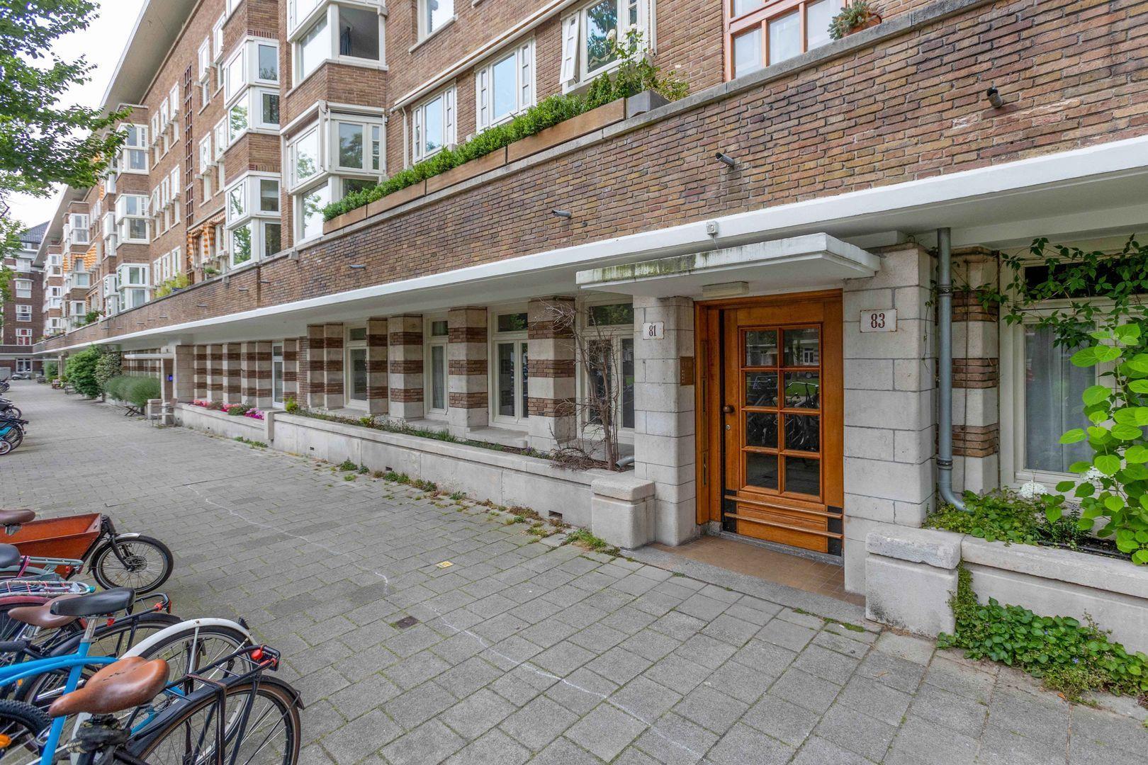 Minervalaan 81 Hs, Amsterdam foto-