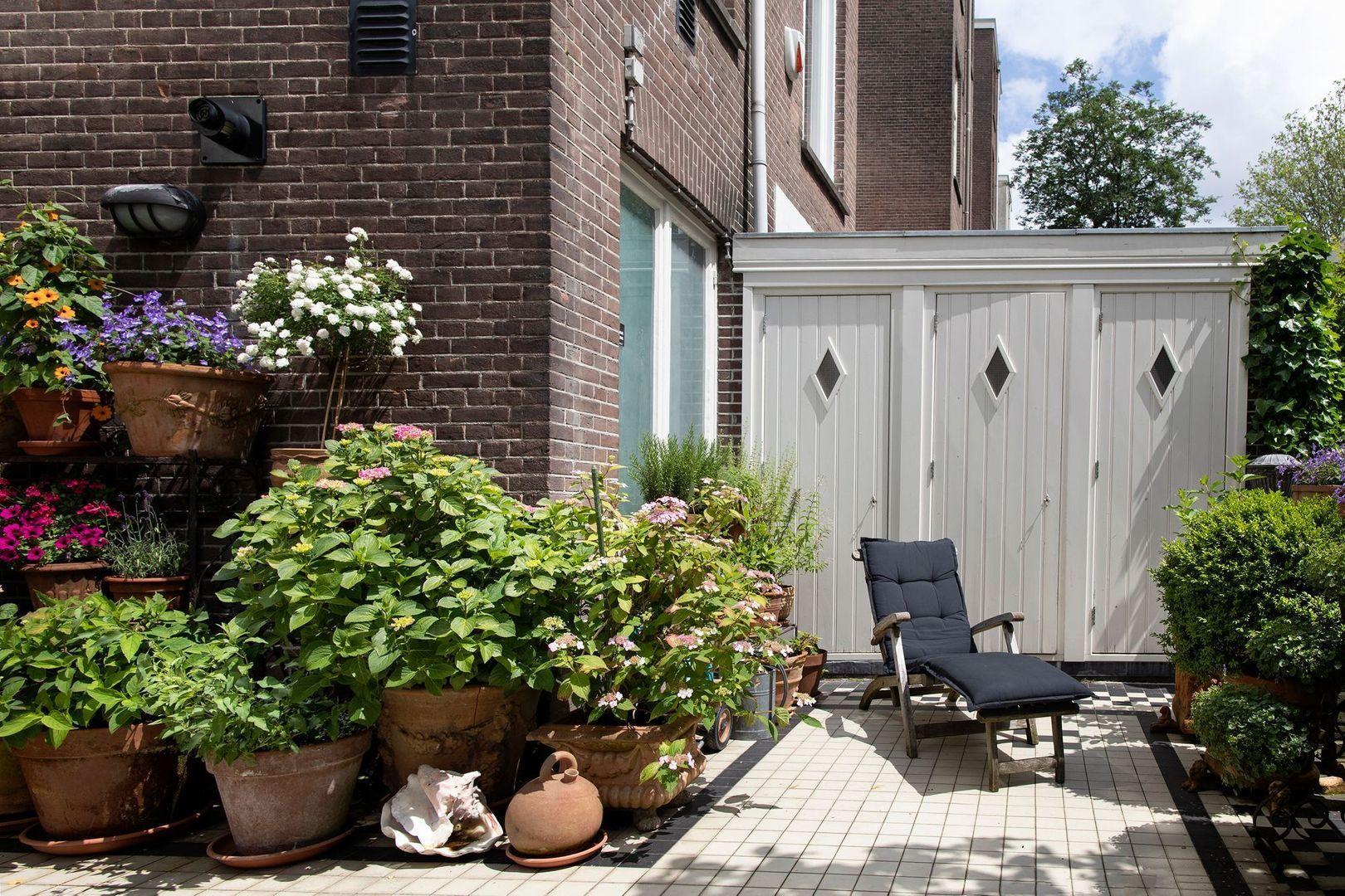 Vossiusstraat 32 /hs, Amsterdam foto-