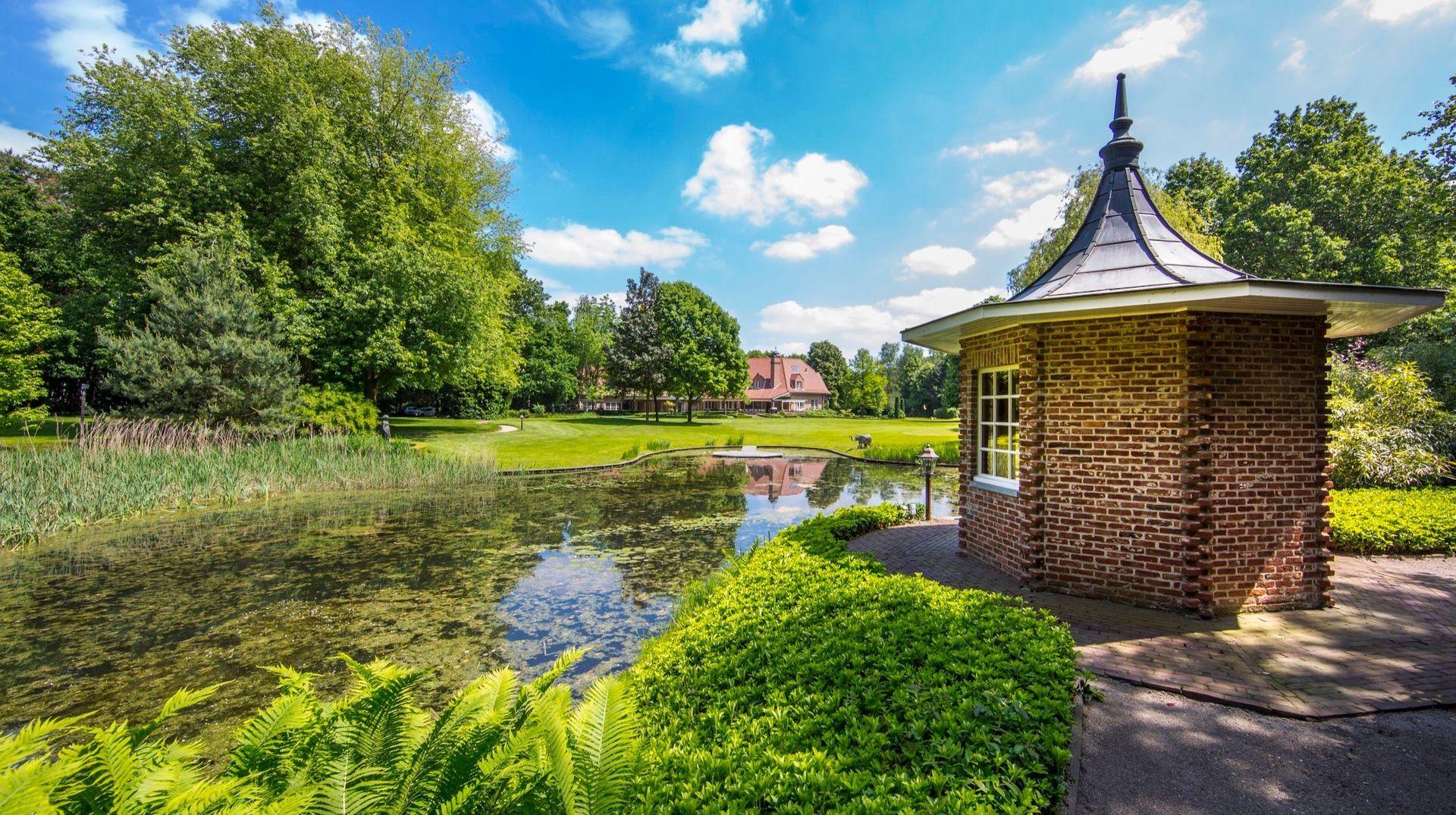 Landgoed Meersel , Meer België ong, Ulvenhout foto-