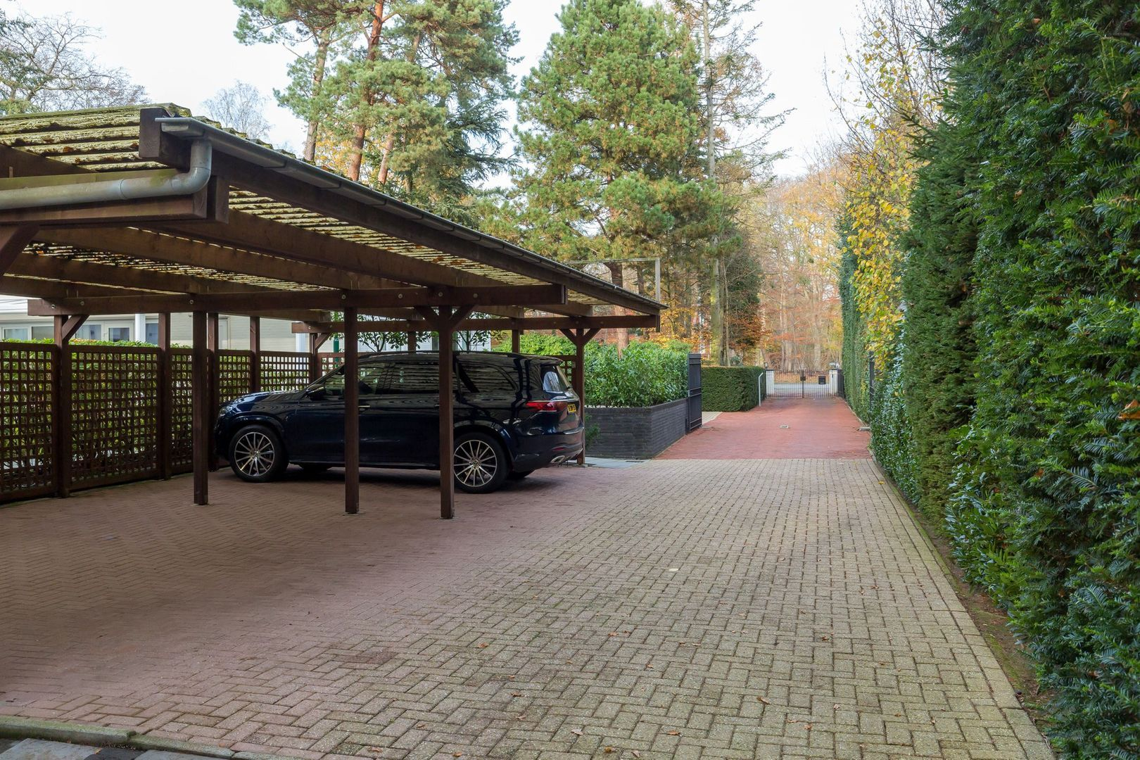 Bredaseweg, Tilburg foto-