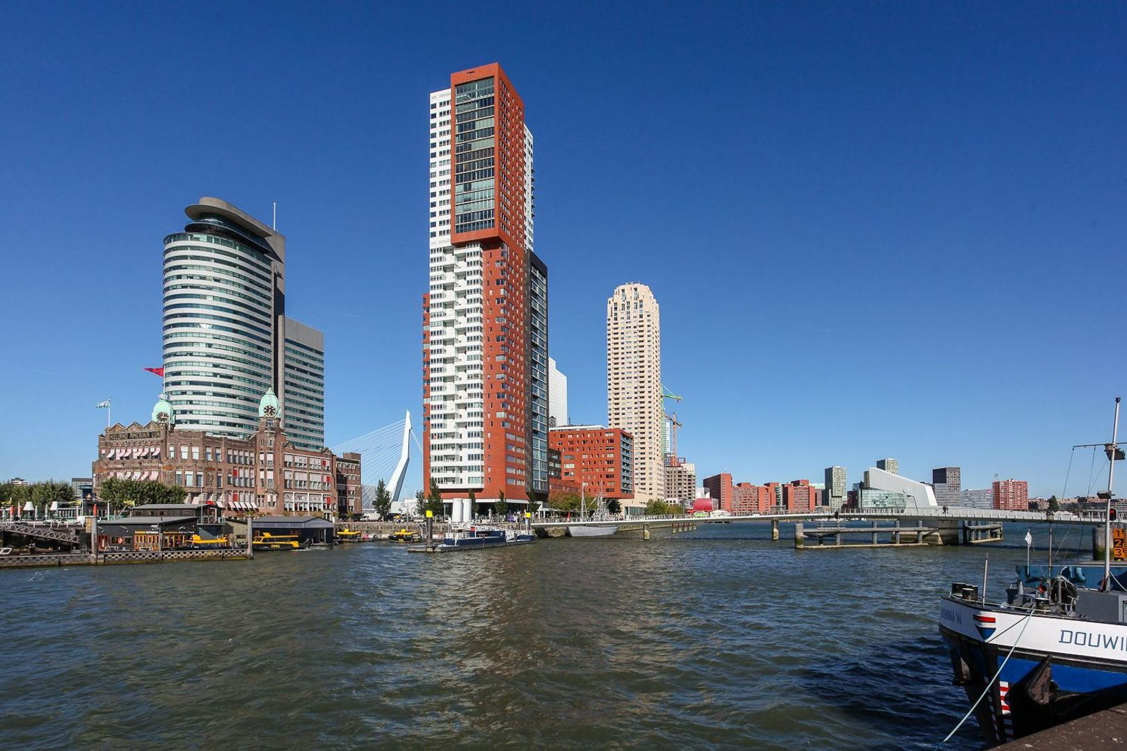 Landverhuizersplein 6, Rotterdam foto-