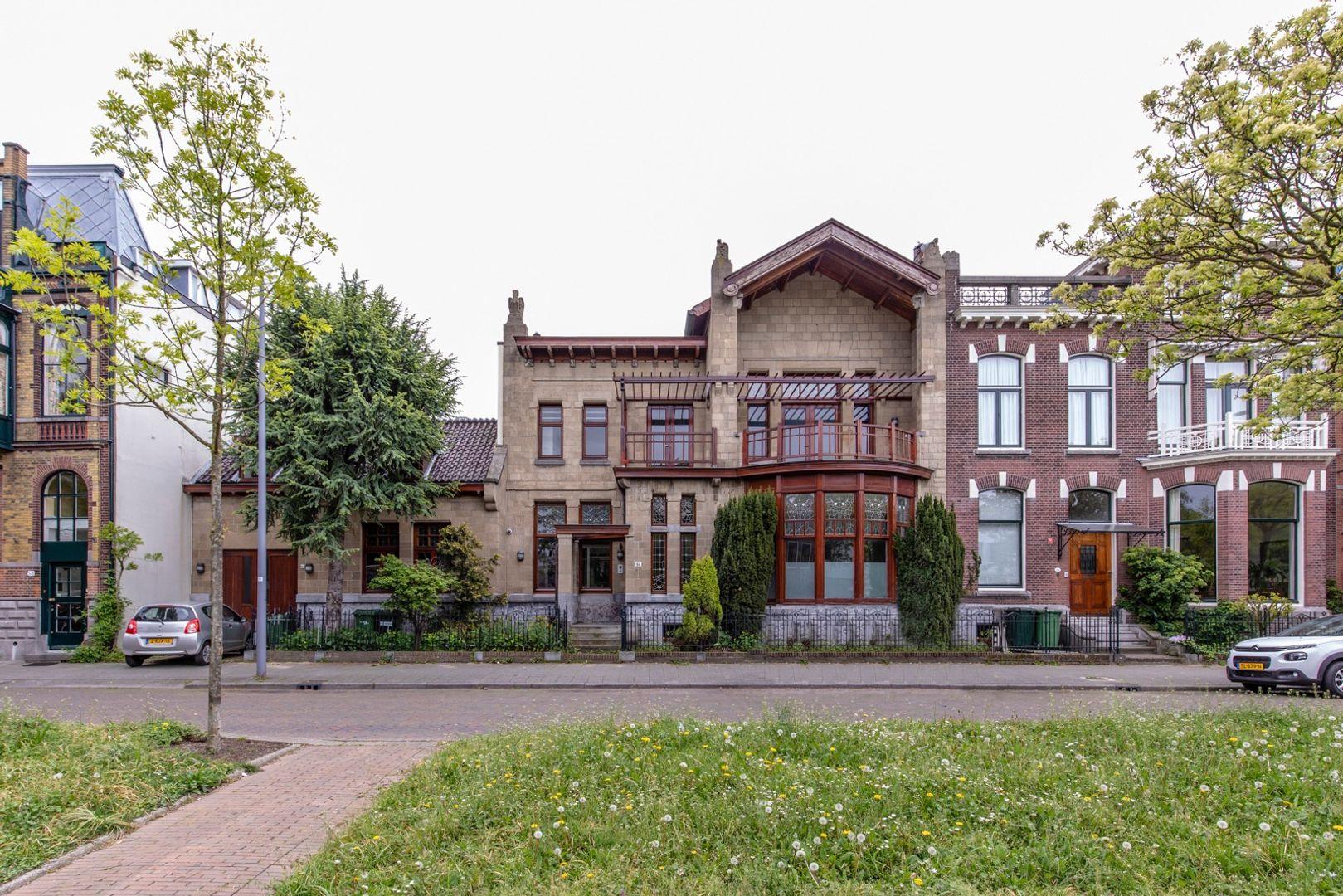 Essenlaan 62 -64, Rotterdam foto-
