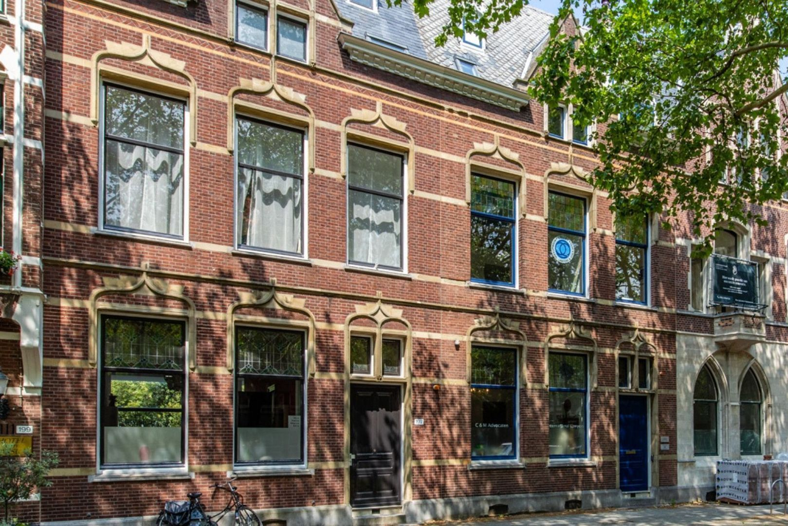 Mathenesserlaan 195, Rotterdam foto-