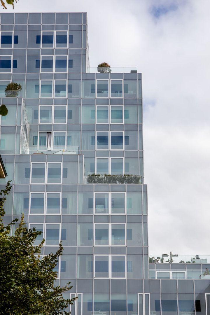 Halvemaanpassage 63, Rotterdam foto-