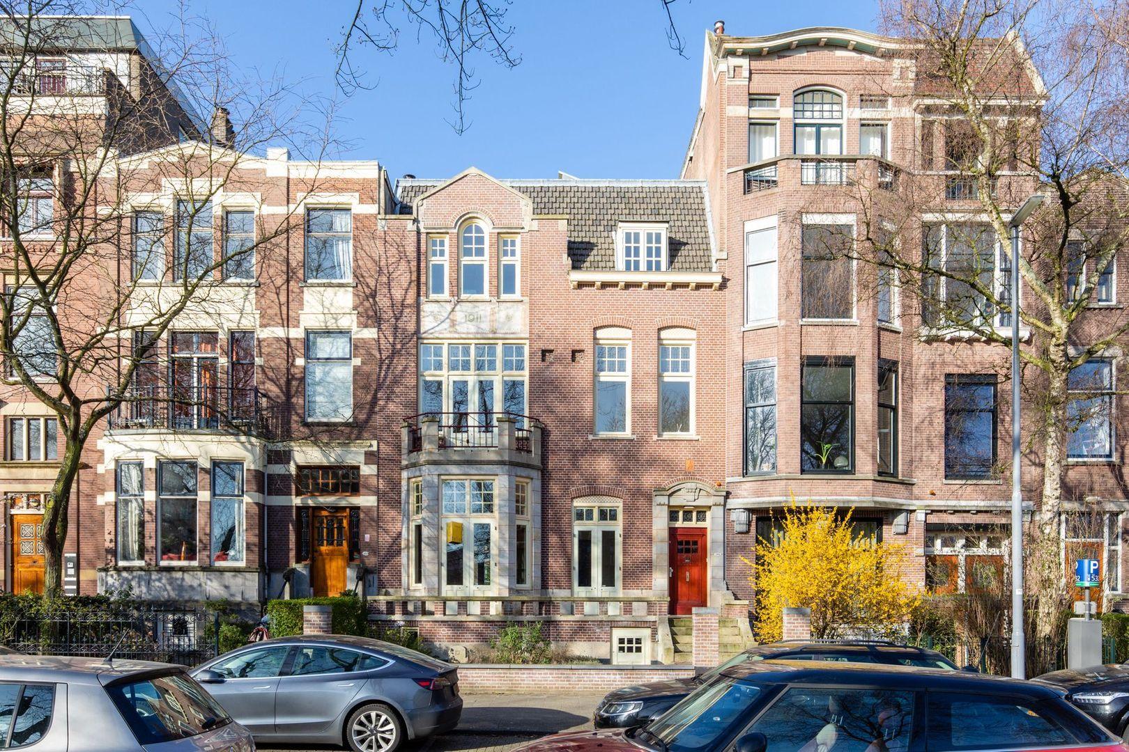 Heemraadssingel 295, Rotterdam foto-