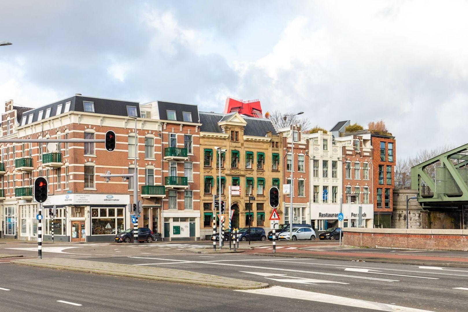 Prins Hendrikkade 67 A, Rotterdam foto-