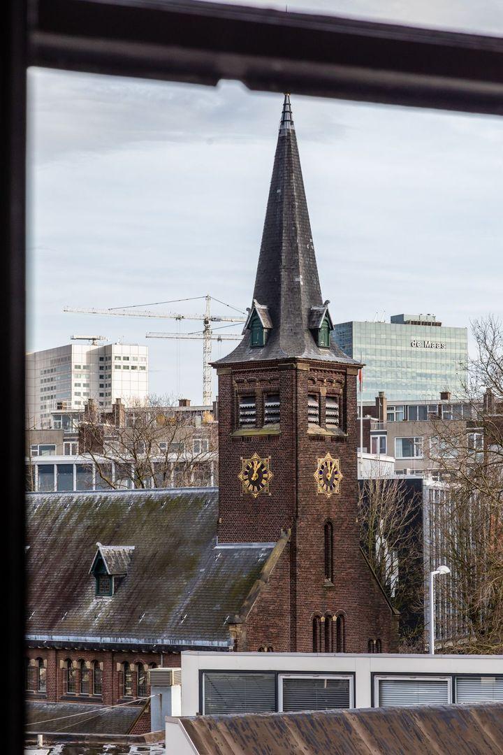 Schiedamsesingel 183 C, Rotterdam foto-