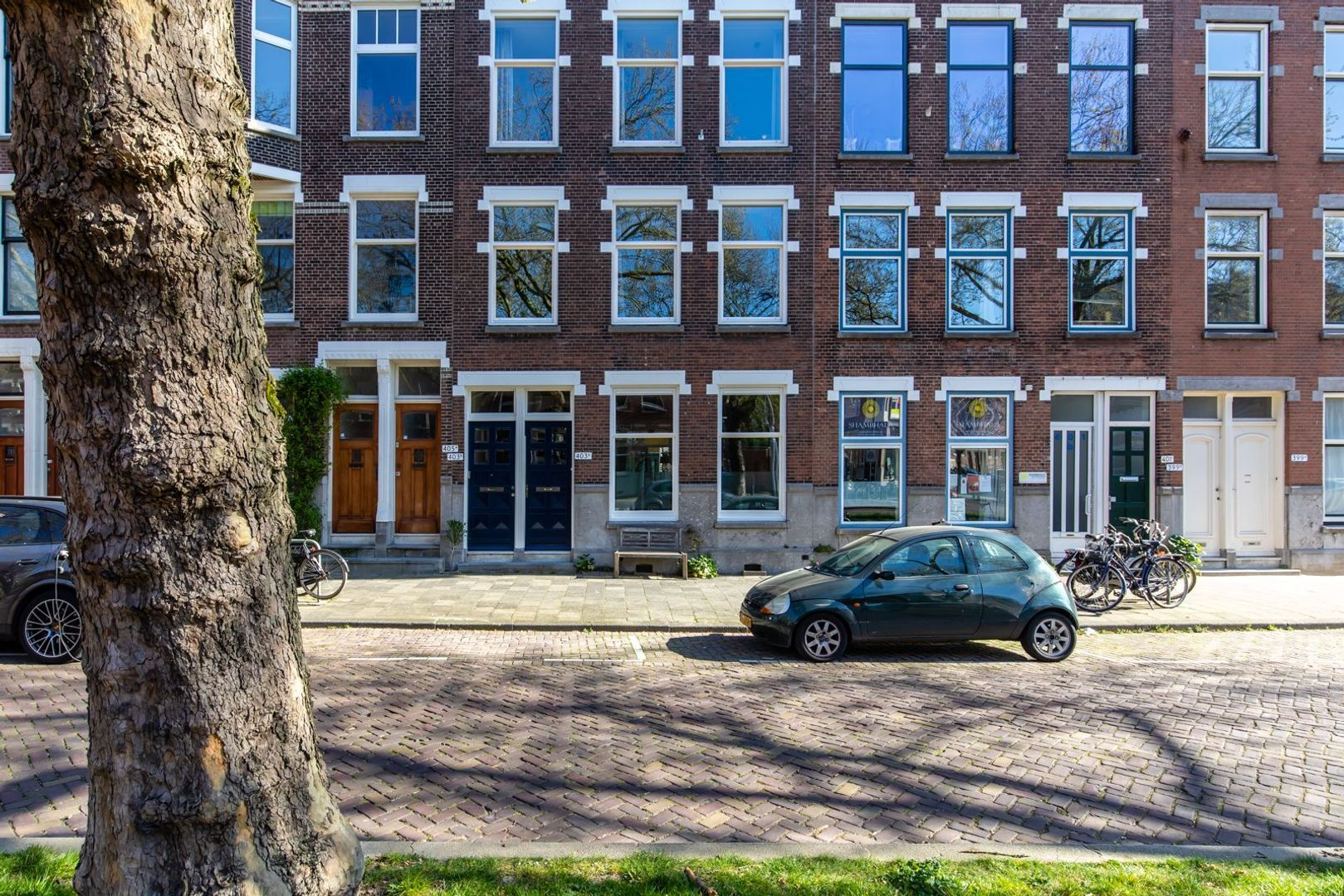 Mathenesserlaan 403 A, Rotterdam foto-