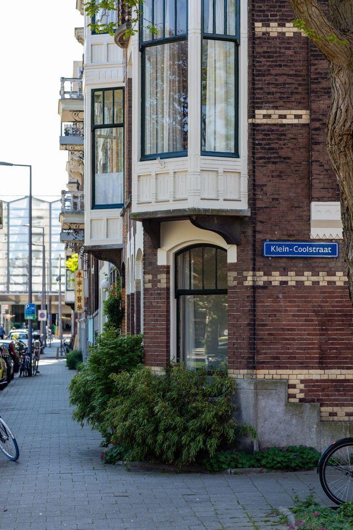 Spoorsingel 51 A, Rotterdam foto-
