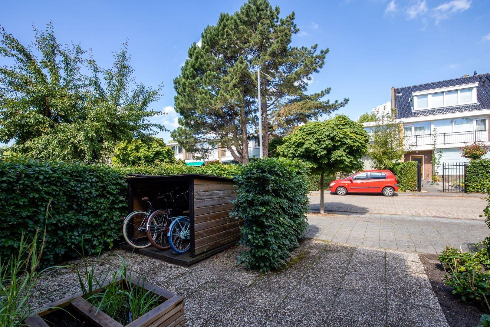 Verdilaan 21, Rotterdam foto-