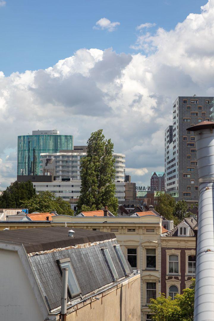 Nieuwe Binnenweg 15 A, Rotterdam foto-