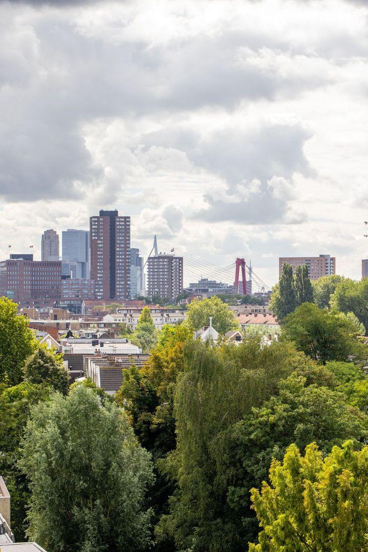 Kralingse Plaslaan 84 A, Rotterdam foto-