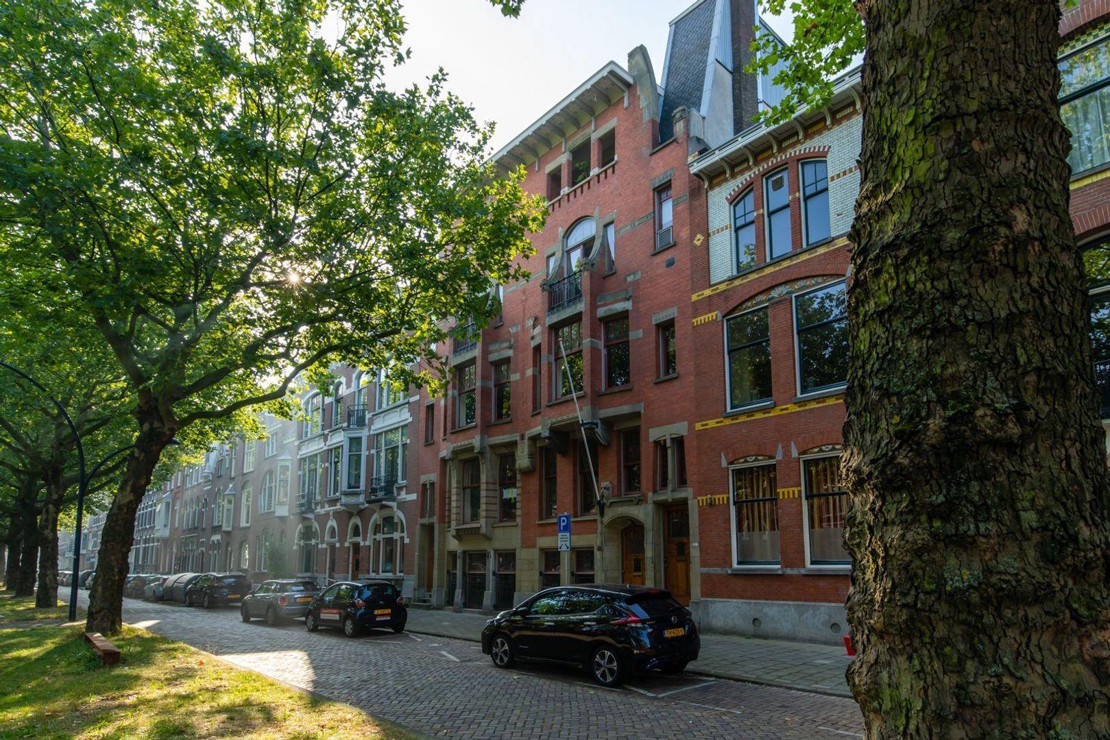 Mathenesserlaan 262 A, Rotterdam foto-
