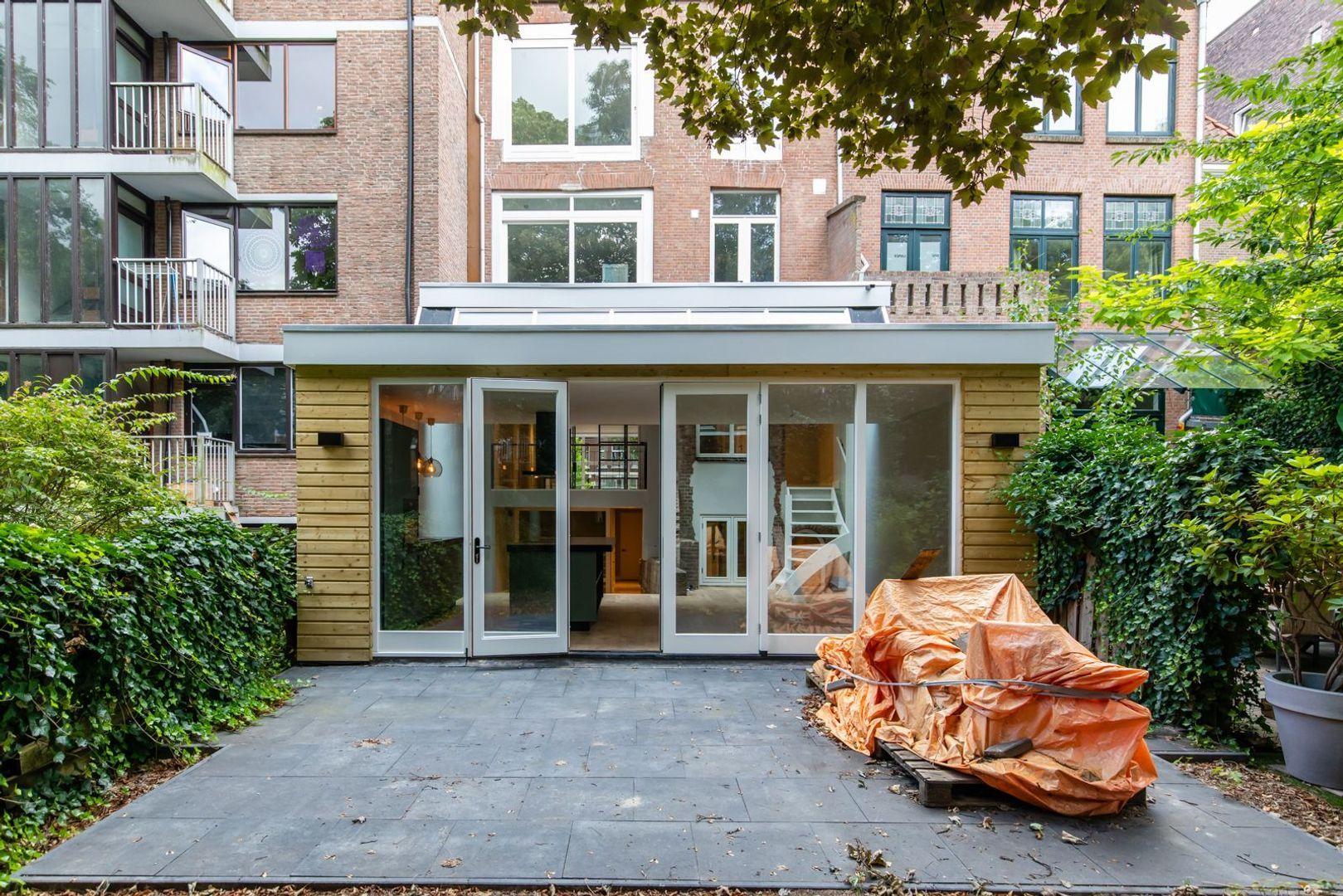 Mathenesserlaan 455 A, Rotterdam foto-