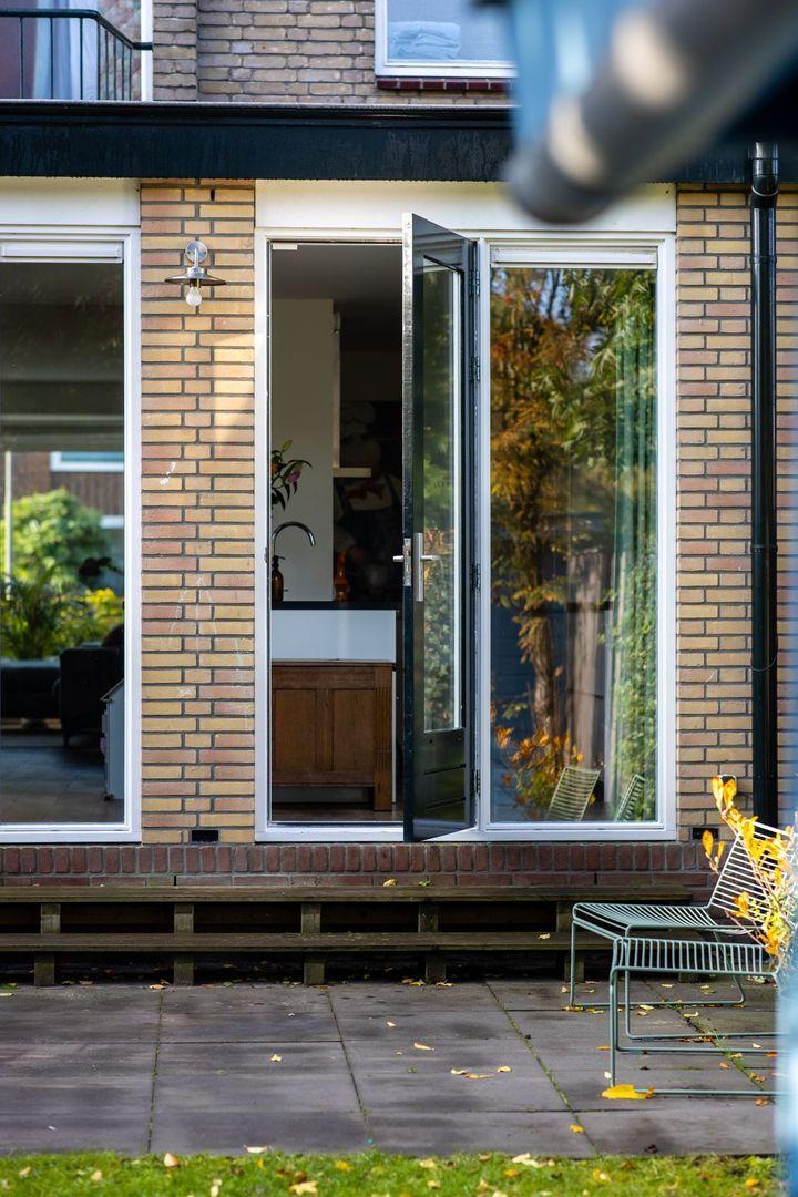 Burgemeester Le Fevre de Montignylaan 129, Rotterdam foto-