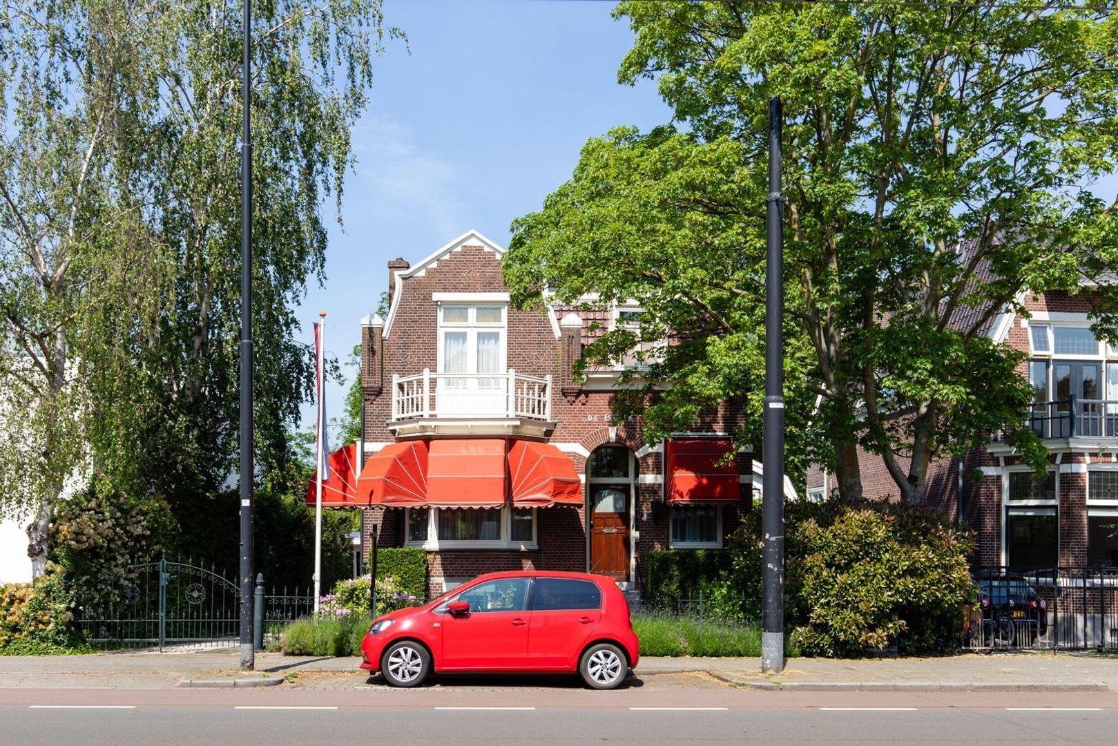 Bergse Dorpsstraat 4, Rotterdam foto-