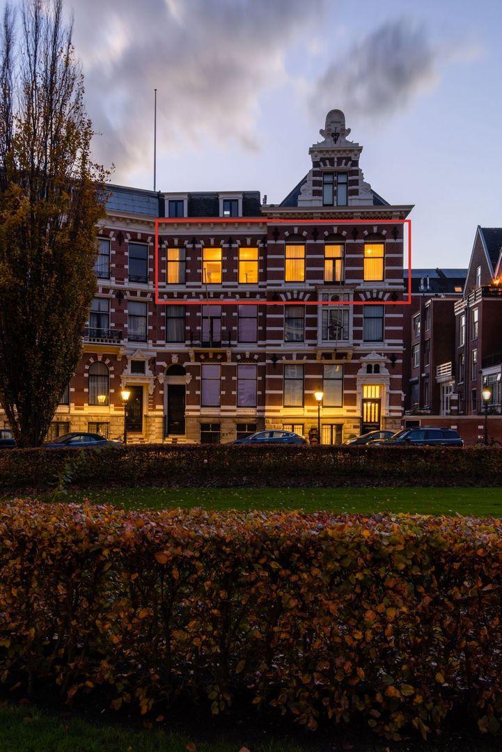 Koningin Emmaplein 15 D, Rotterdam foto-