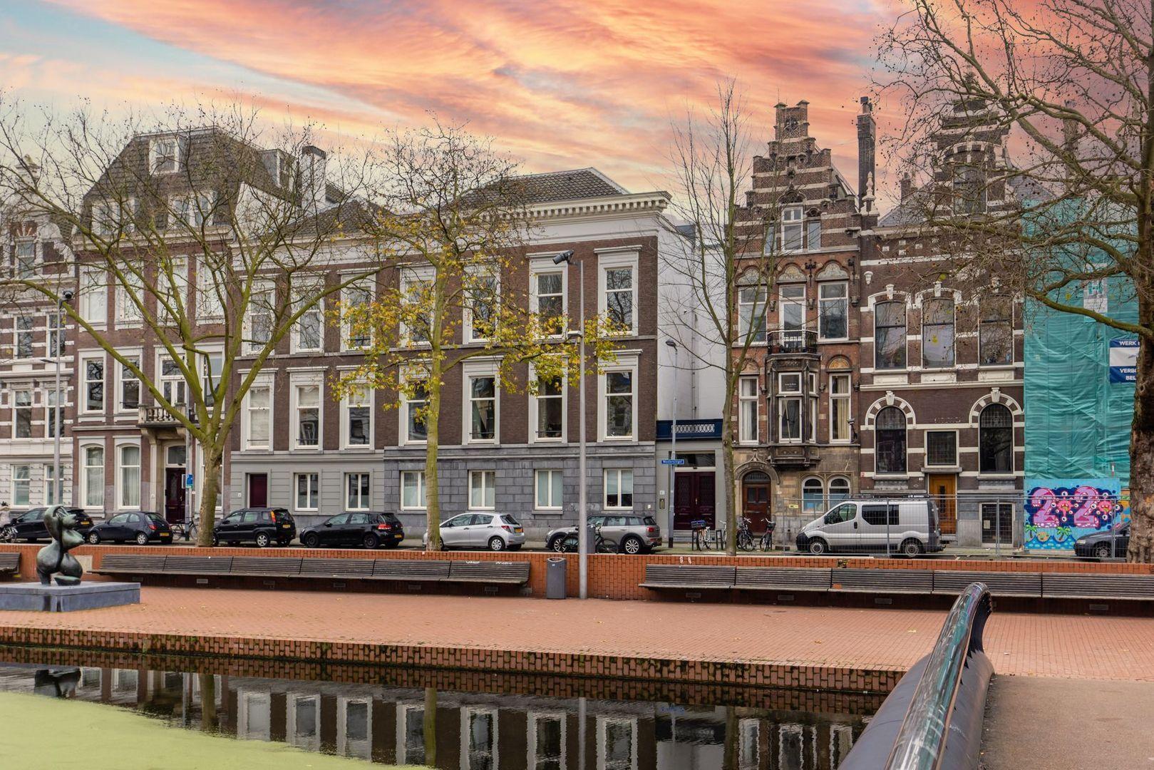 Westersingel 37 A, Rotterdam foto-