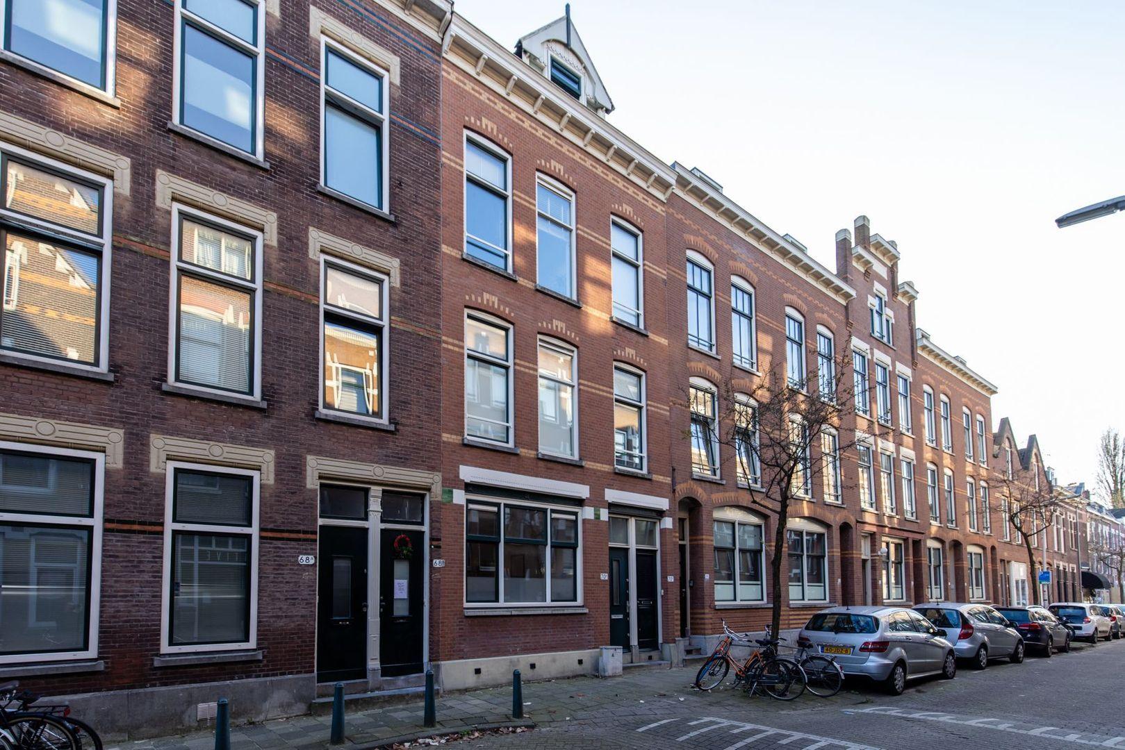 Lambertusstraat 70 A, Rotterdam foto-