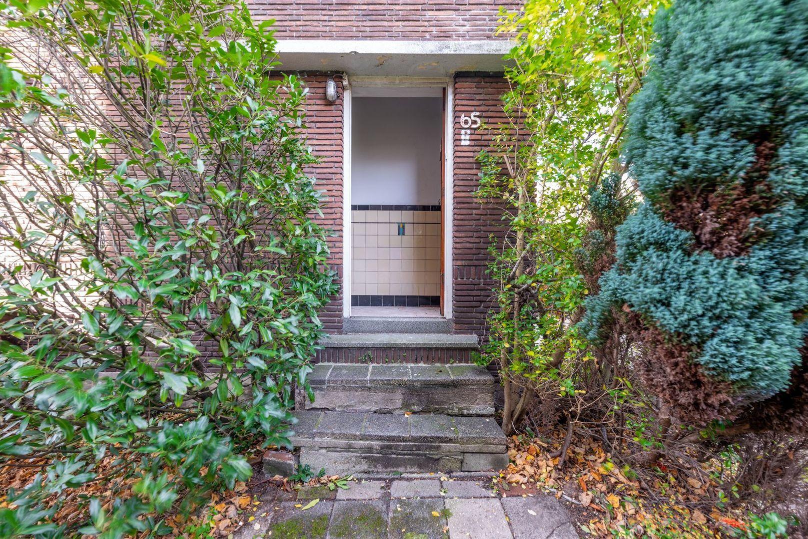 Oude Raadhuislaan 65 AB, Rotterdam foto-