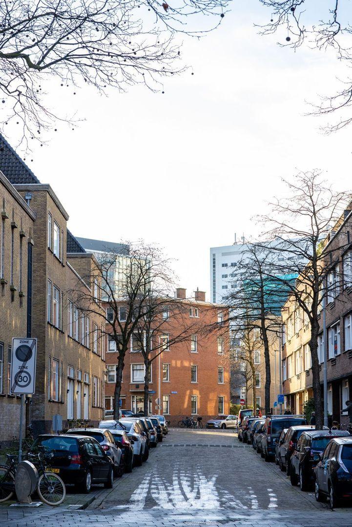 Breitnerstraat 80 C, Rotterdam foto-