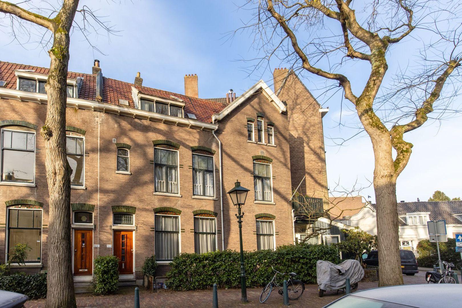 Hoflaan 103, Rotterdam foto-