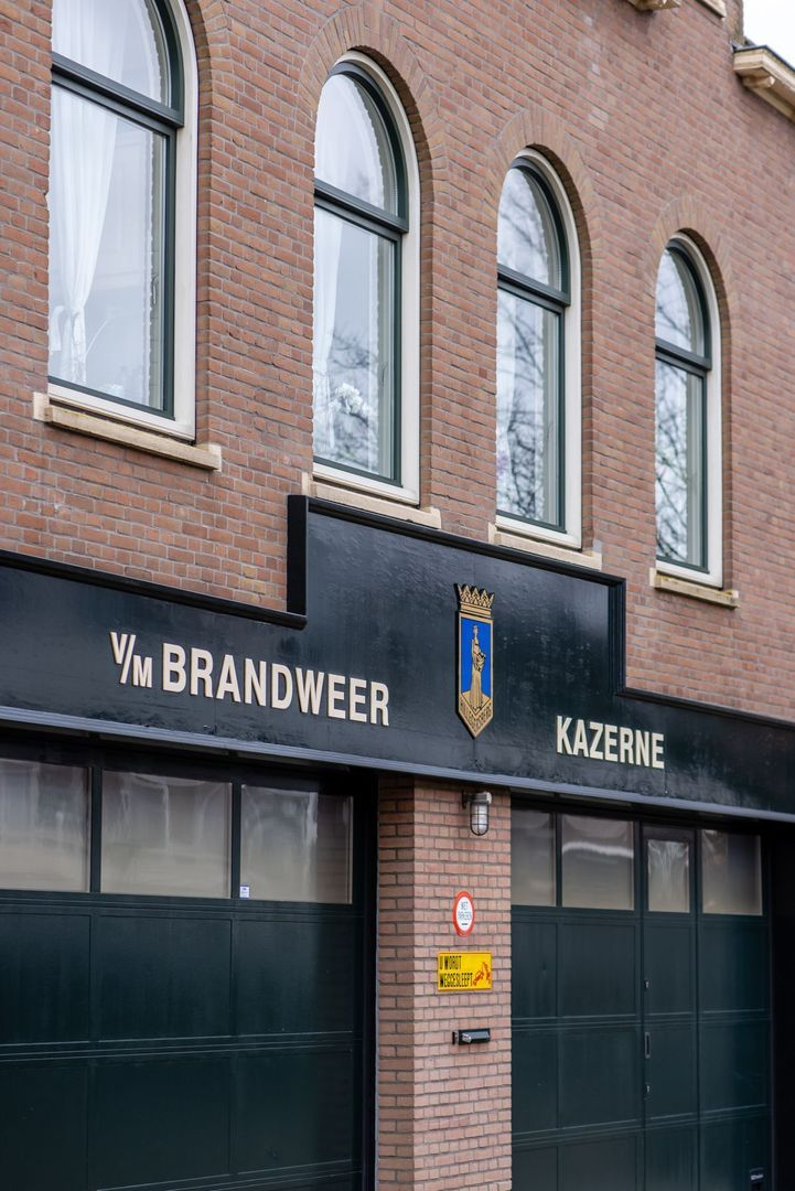 Oude Raadhuislaan 7, Rotterdam foto-
