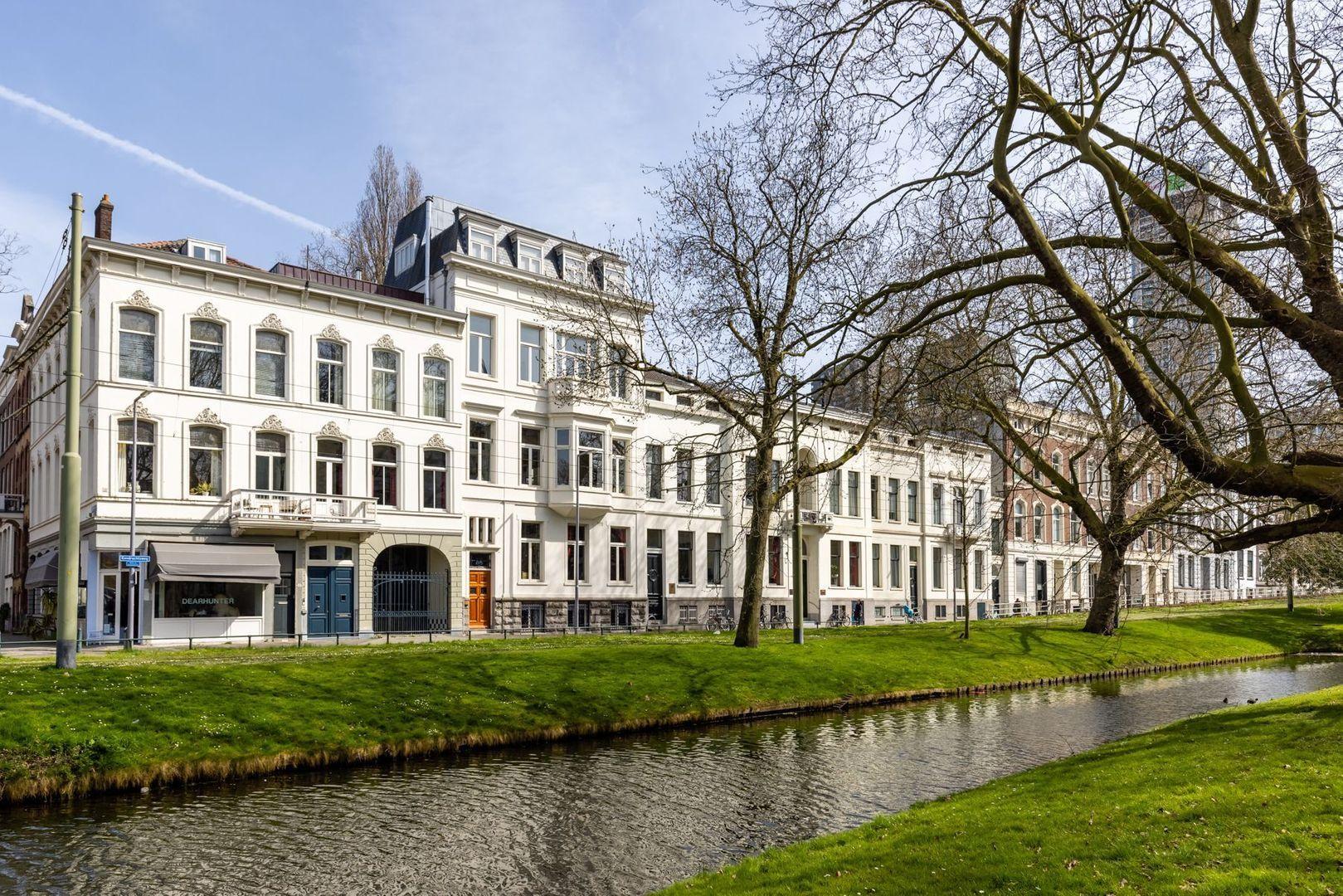 Eendrachtsweg 58, Rotterdam foto-