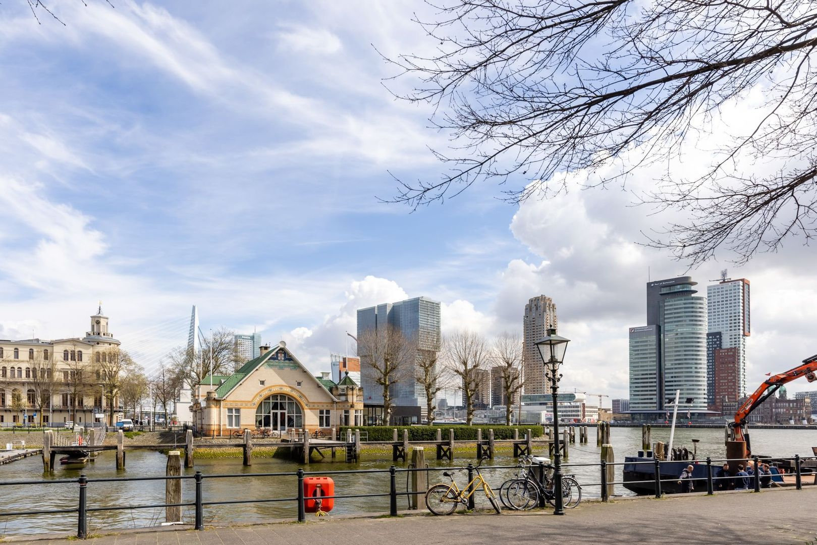 Zeemansstraat 8 A, Rotterdam foto-