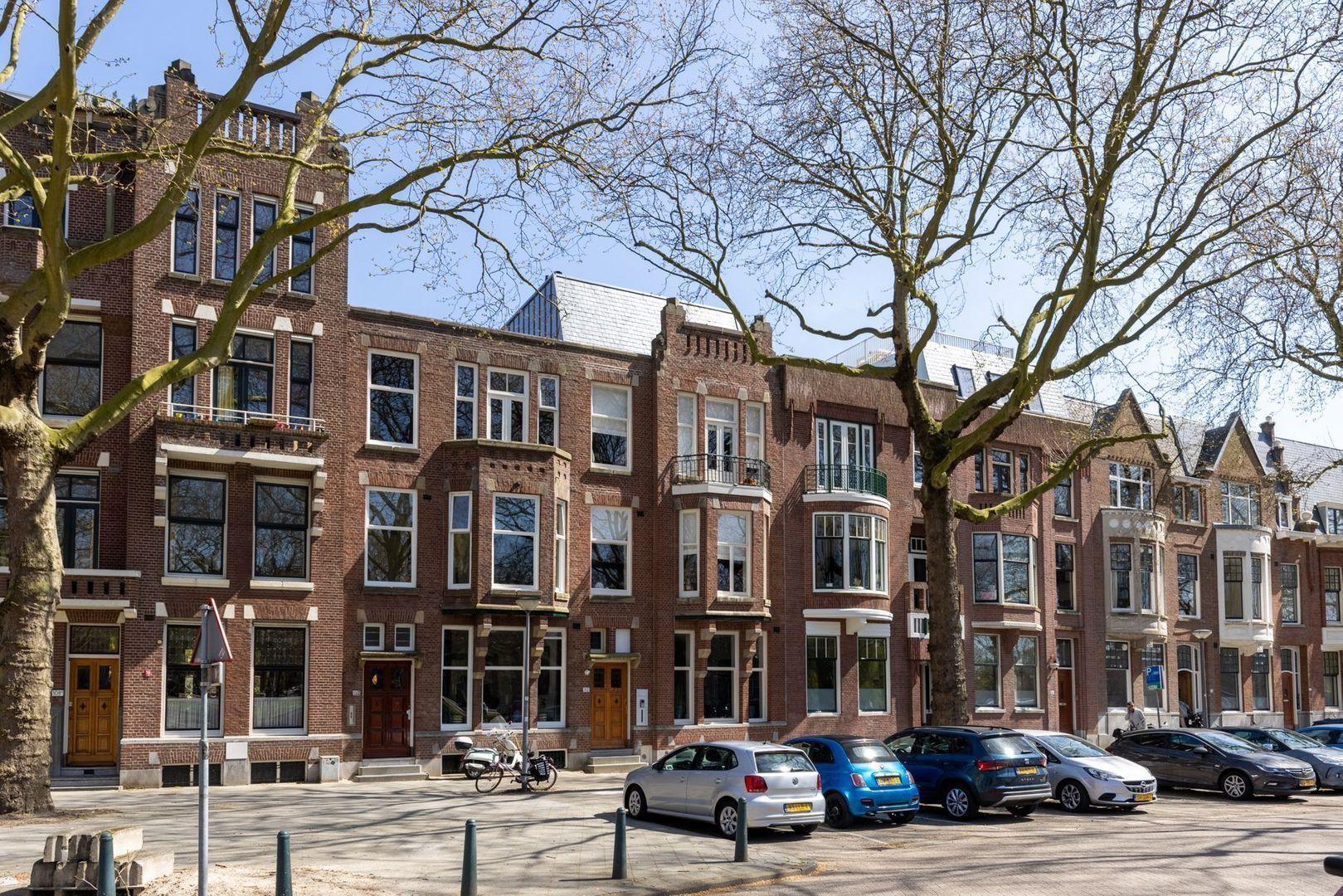Heemraadssingel 112 B, Rotterdam foto-