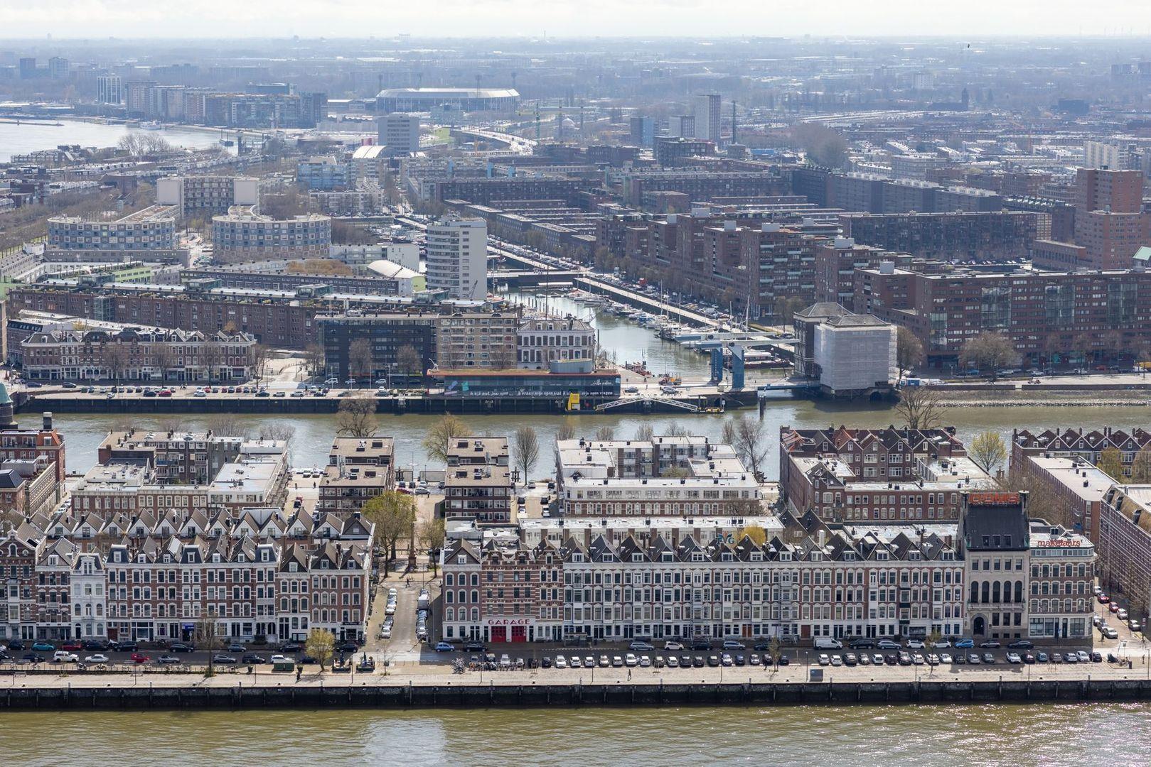 Wijnbrugstraat 342, Rotterdam foto-