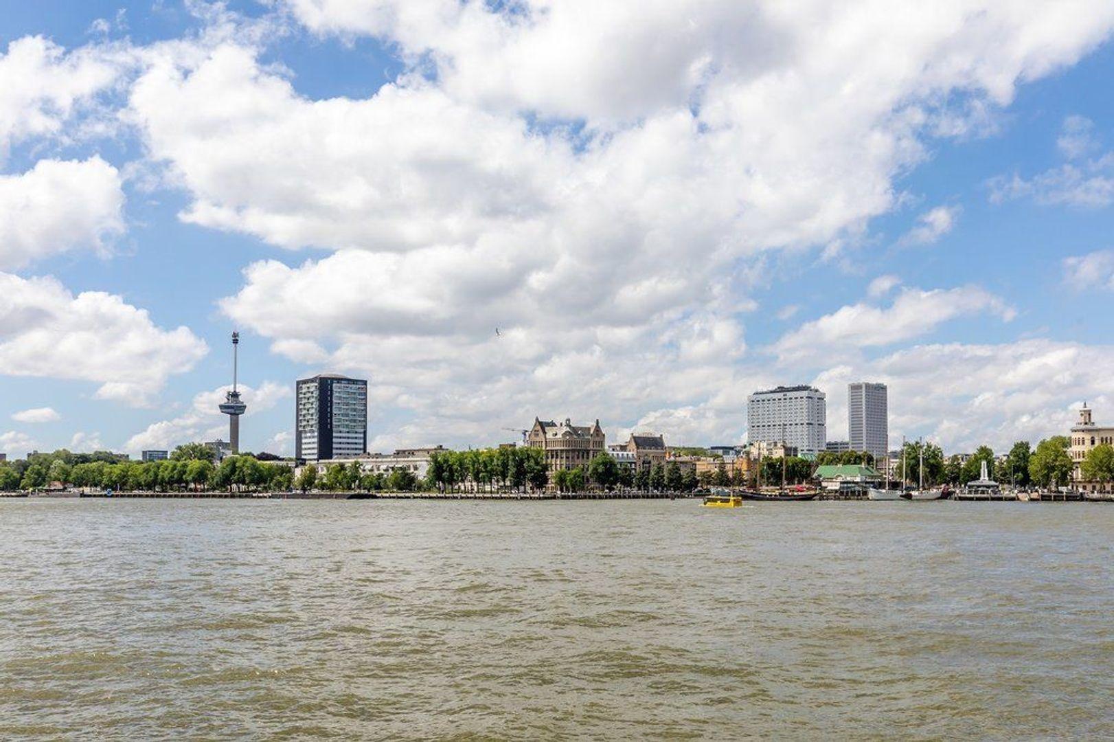 Houtlaan 20 B, Rotterdam foto-
