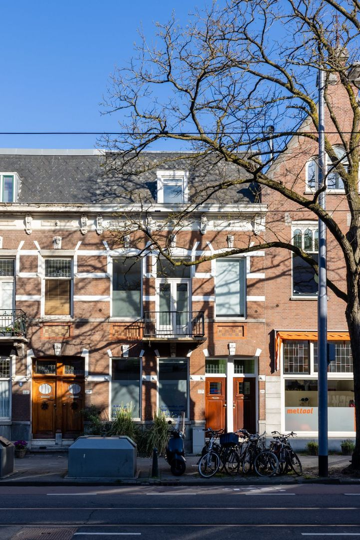 Bergweg 117 AB, Rotterdam foto-