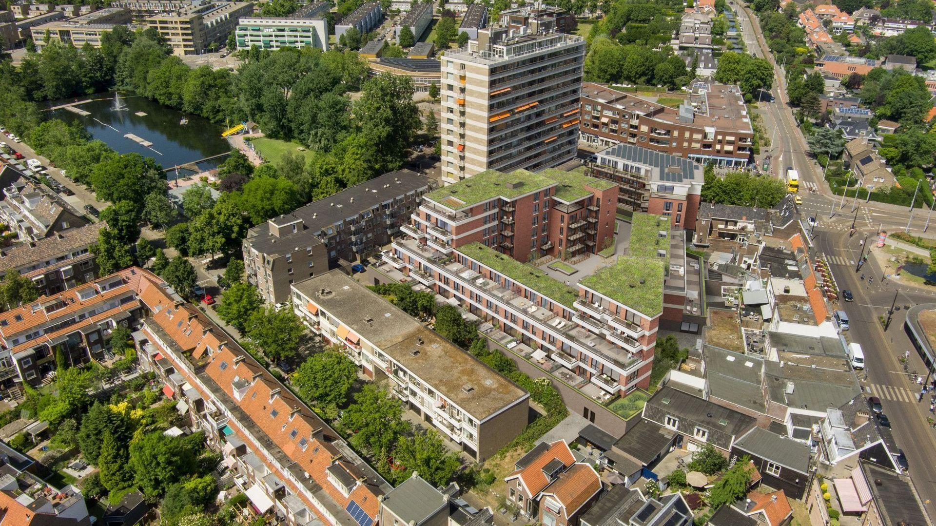 Cosseehof 2, Rotterdam foto-