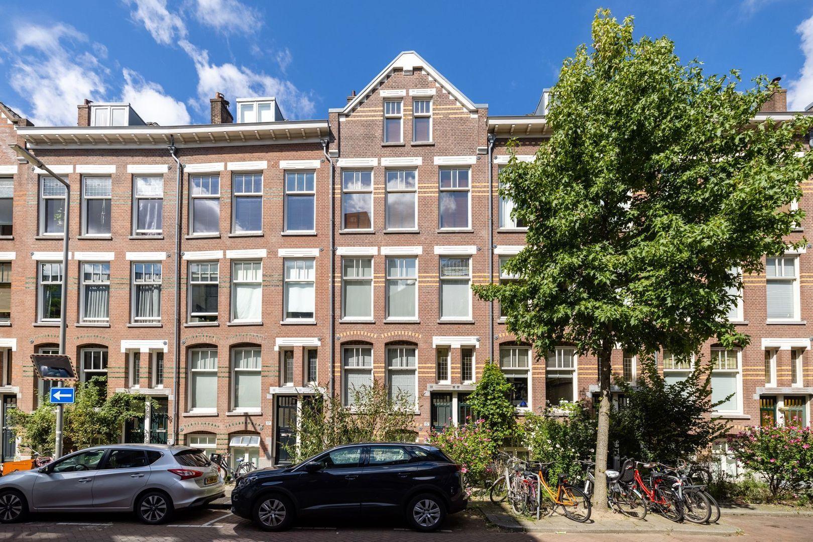Snellinckstraat 15 A, Rotterdam foto-